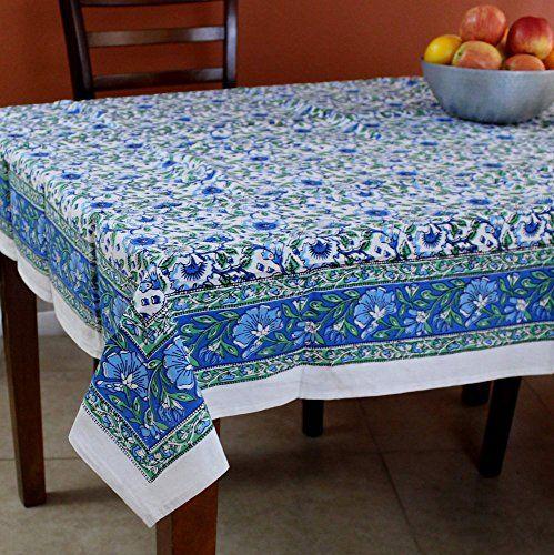 India Arts Handmade Hand Block Print 100% Cotton Eternal