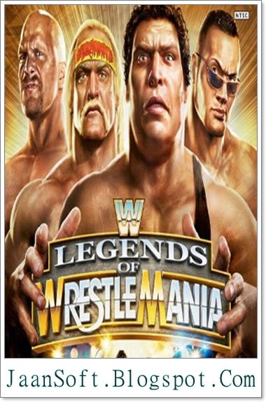 WWE Legends of Wrestlemania 2017 PC Game Wwe legends