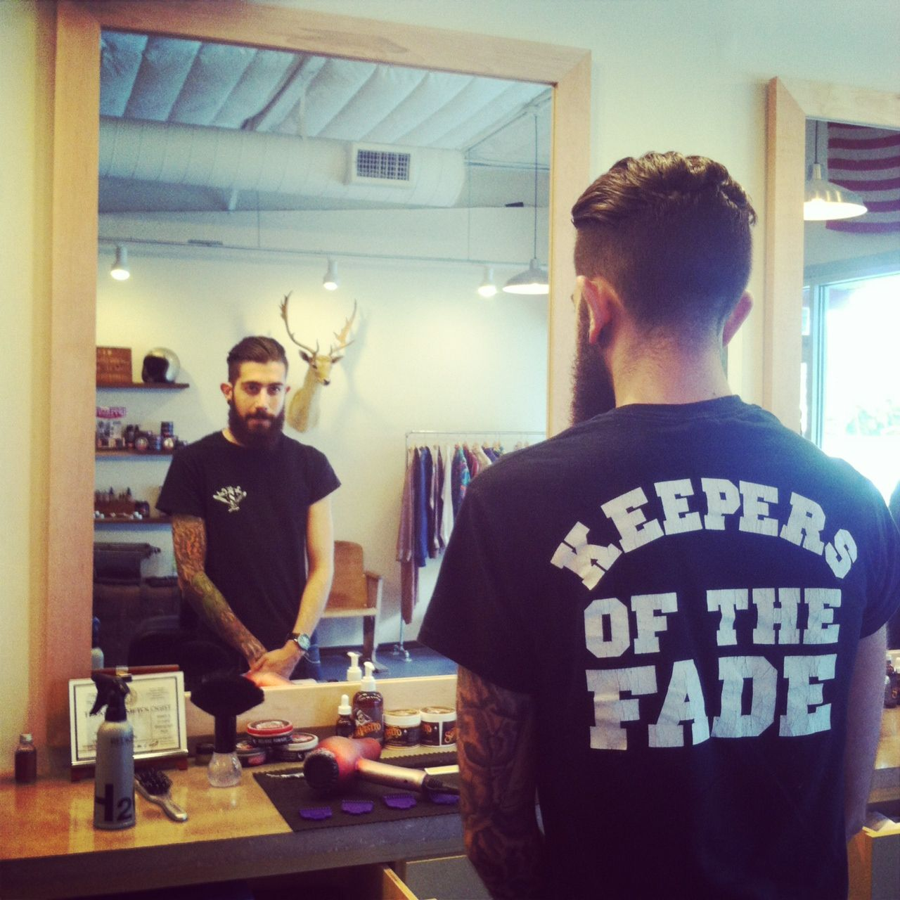 Haircuts And Shaves Handcrafted In Austin Tx Barber Pinterest