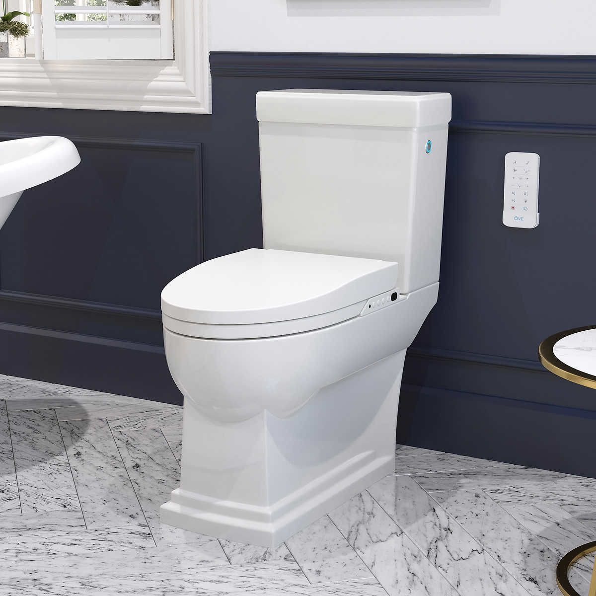 Irenne Classic Smart Bidet Toilet By Ove In 2020 Bidet Toilet Bidet Toilet