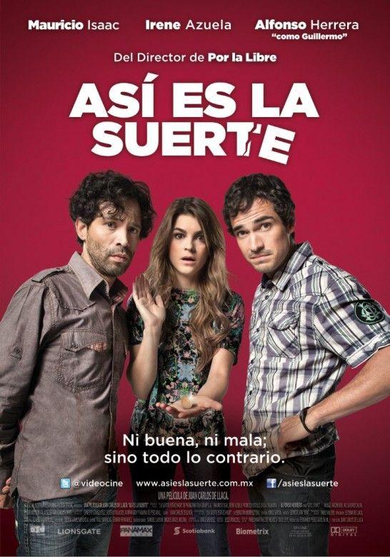 Asi Es La Suerte Alfonso Herrera Pilar Ixquic Mata Filmes Online Gratis