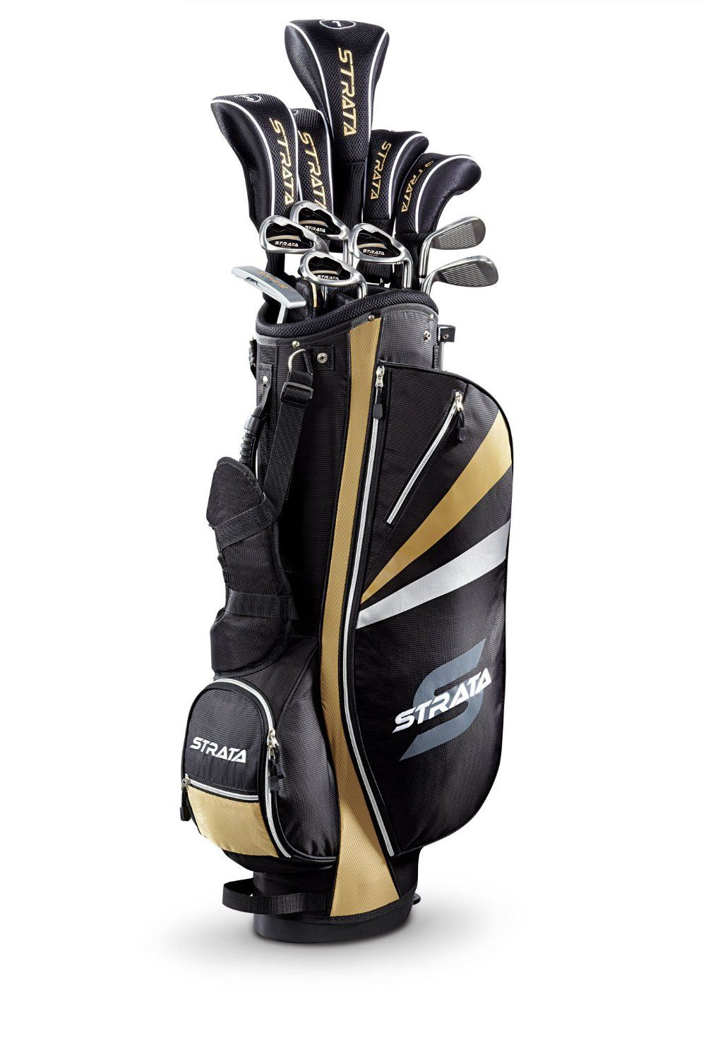 Product Insights Callaway Strata Plus Men S Complete Golf Set With Bag