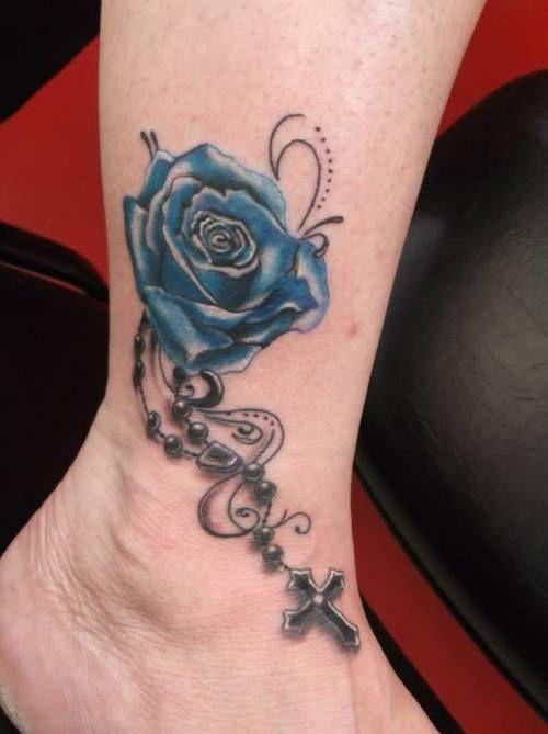 rose tattoo tattoos pinterest. Black Bedroom Furniture Sets. Home Design Ideas
