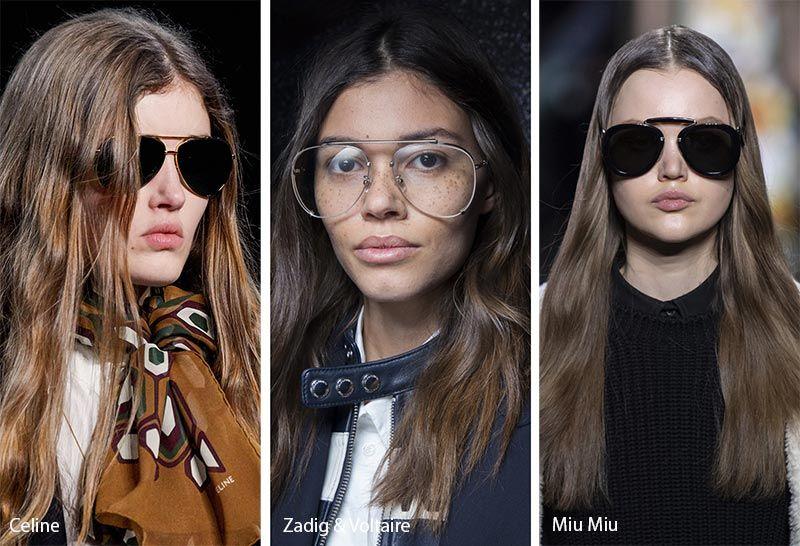 Sunglass Trends 2020.Fall Winter 2019 2020 Sunglasses Trends Trending