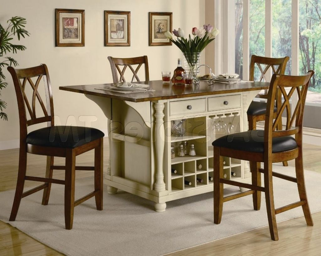 Kitchen island table with chairs able gallery design ideas seating