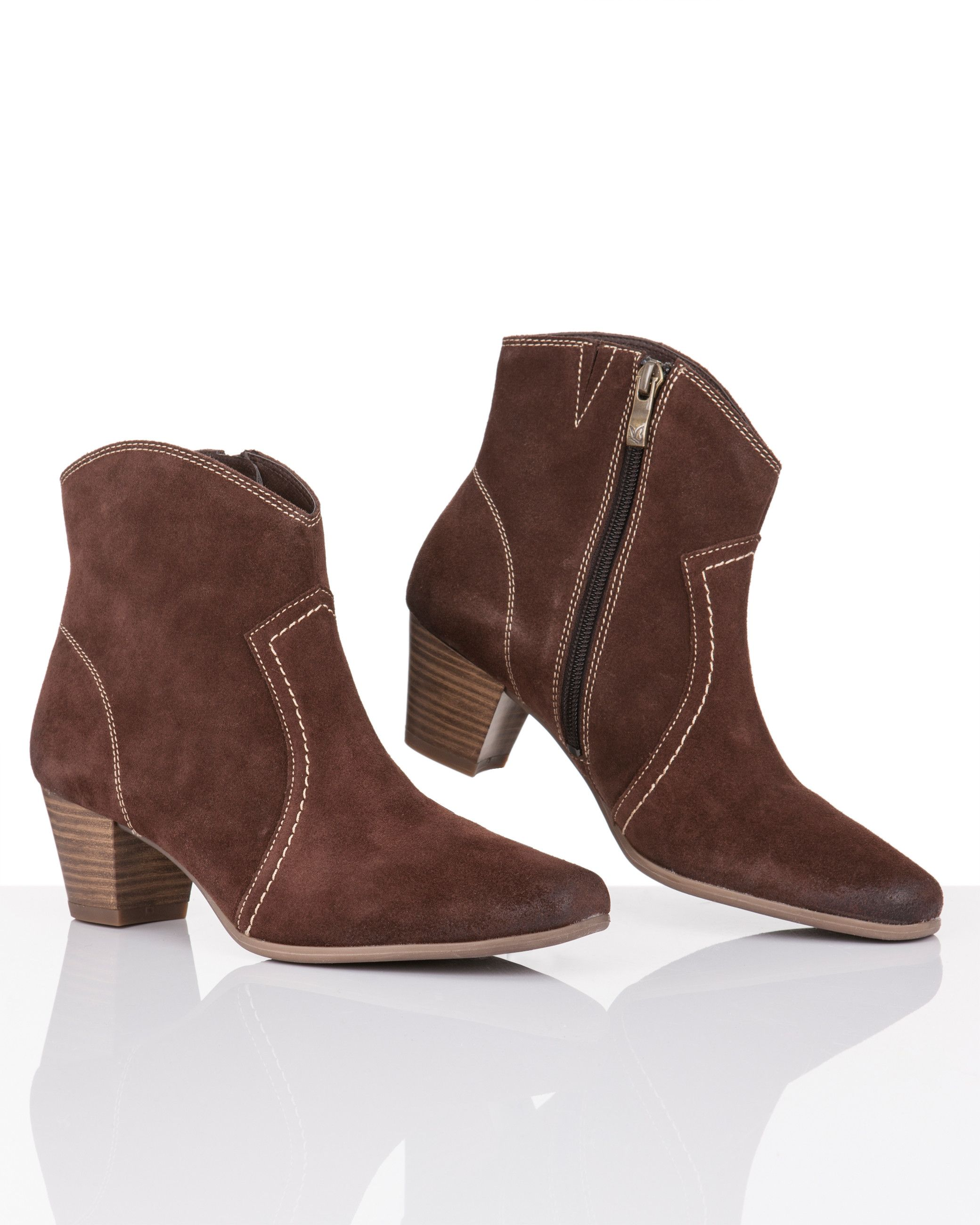 official site new photos lowest price Caprice | Womens Fashion | Stiefeletten Westernstyle ...