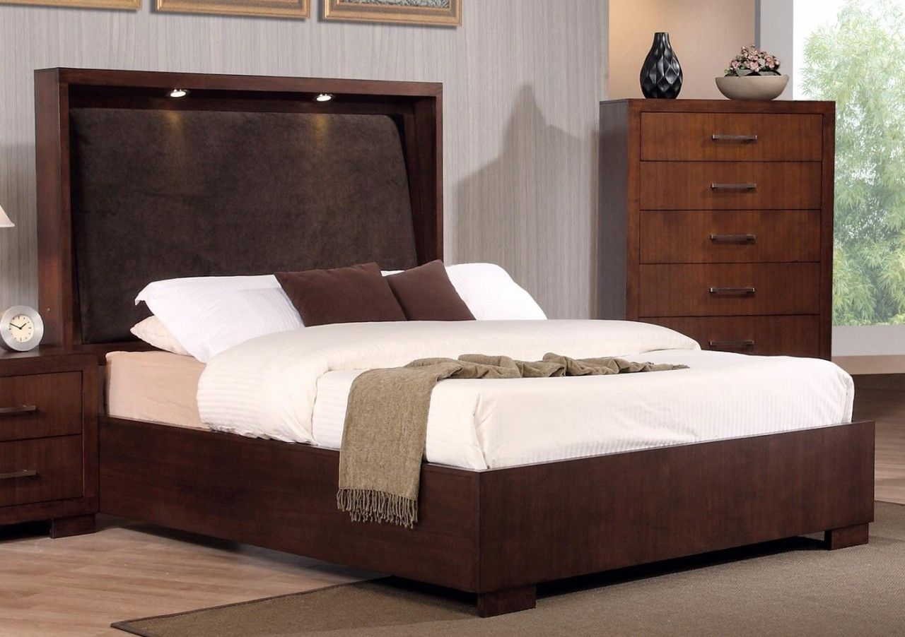 Cal King Platform Bed Frame With Drawers | camas | Pinterest | Camas
