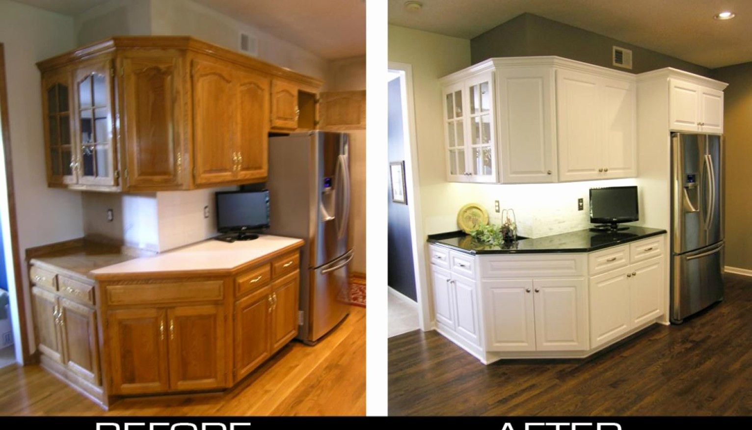 50 How To Refinish Oak Kitchen Cabinets Kitchen Cabinet Lighting Ideas Check More A Cost Of Kitchen Cabinets Refinish Kitchen Cabinets Wood Kitchen Cabinets
