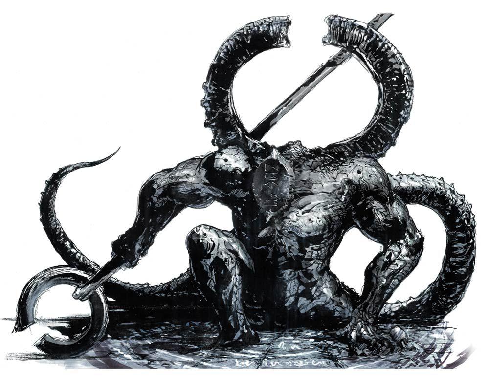 Titanite Demon Characters Art Dark Souls Dark Souls Concept Art Dark Souls Art Dark Souls Artwork
