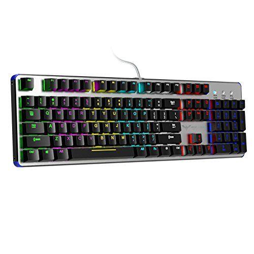 Amazon Com Razer Blackwidow Chroma Clicky Mechanical Gaming Keyboard Computers Accessories Keyboard Keyboards Laptop Design