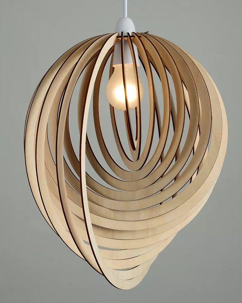 Pendant Light Shade Lamp Shade Ceiling Light Shade Spiral