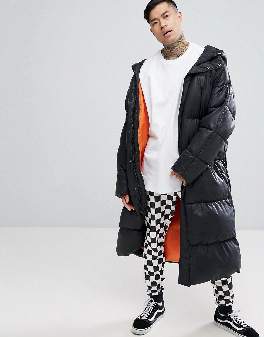 Get This Asos S Quilted Jacket Now Click For More Details Worldwide Shipping Asos Super Longline Oversize Quilted Jacket Men Jackets Men Street Mens Jackets [ 1110 x 870 Pixel ]