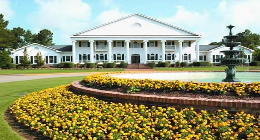 Brunswick Plantation Golf Resort Located On The North End Of Myrtle Beach Just Across Carolina Border And Provides Complete Vacation