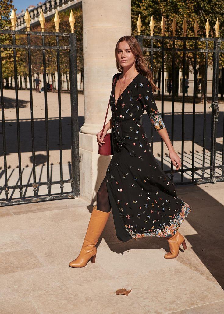 Tenue décontractée élégante (décontractée) robe décontractée (chic décontractée) pour automne / hiver …