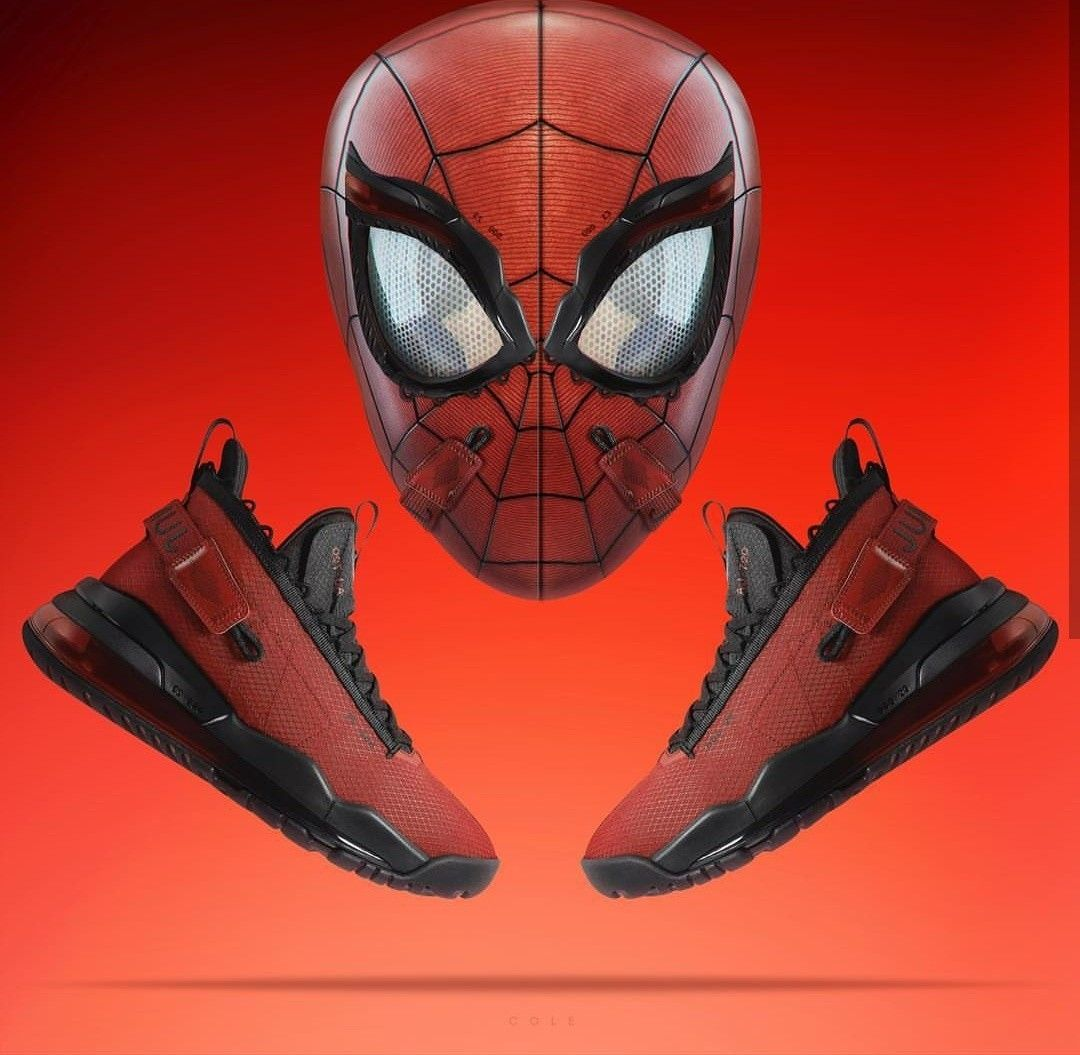 04381eb1eaa97 What are your thoughts on the new Air Spiderman Proto-Max 720 Playstation 4  edition