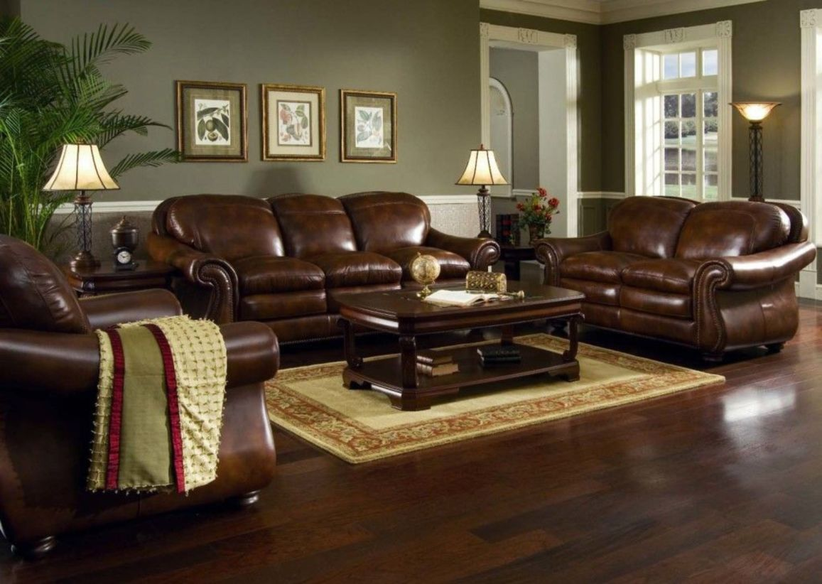 44 Amazing Living Room Paint Ideas By Brown Furniture B