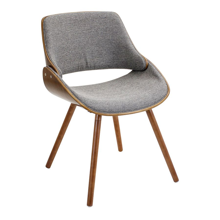 Fabien Chair Gray Modern Chairs Dining Chairs Stylish Chairs