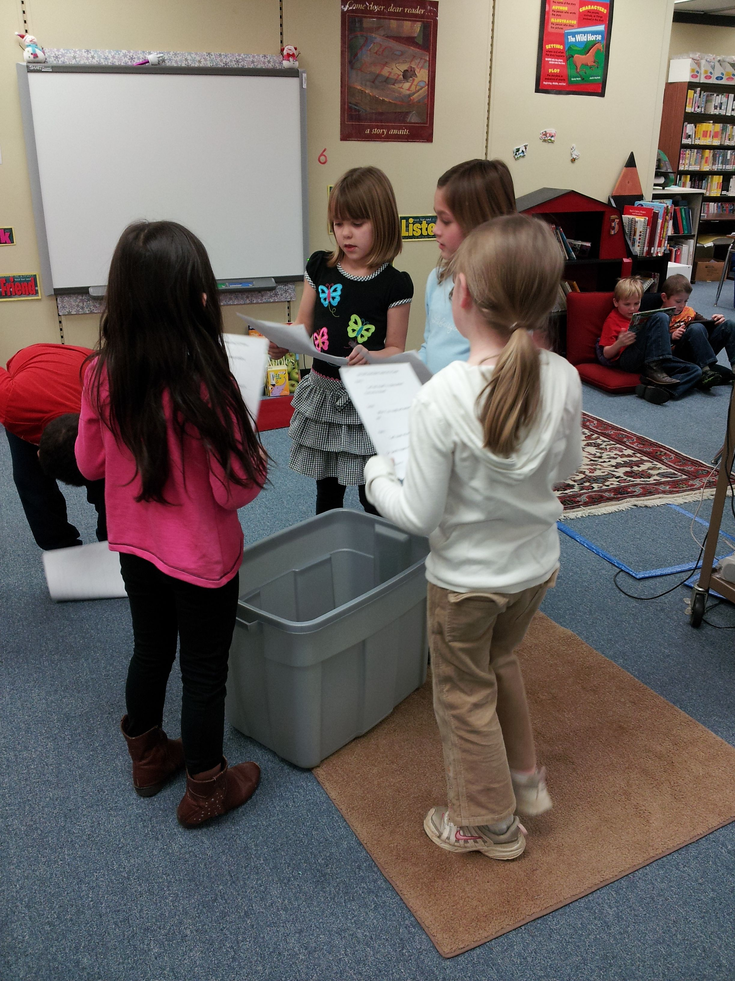 Henry S Freedom Box Reader S Theater