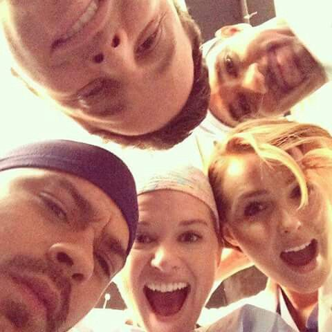Grey\'s Anatomy Crew :) | grey\'s anatomy | Pinterest | Anatomía de ...