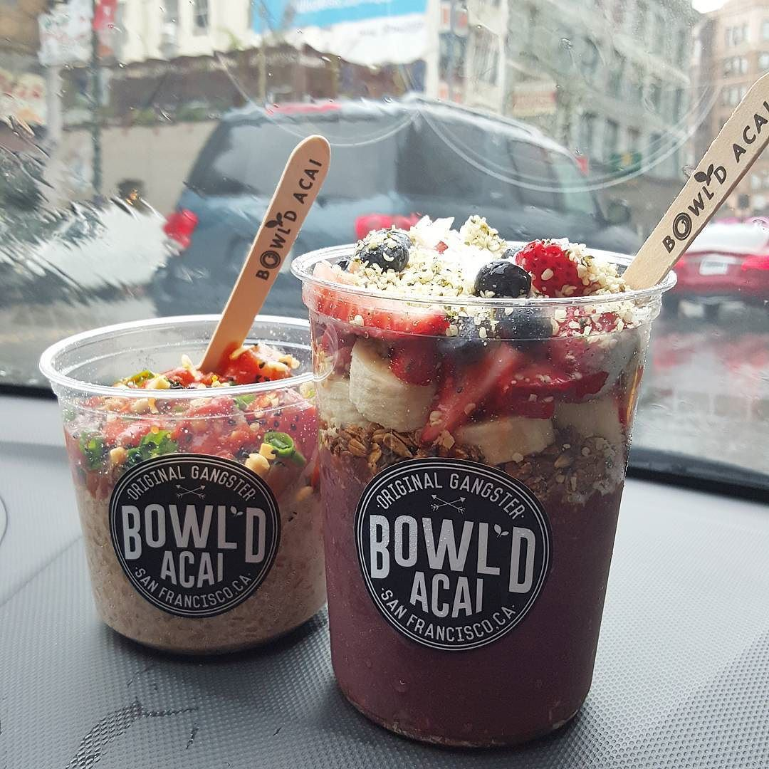 Presentation and marketing at Bowl'd Acai is spot on guys ...
