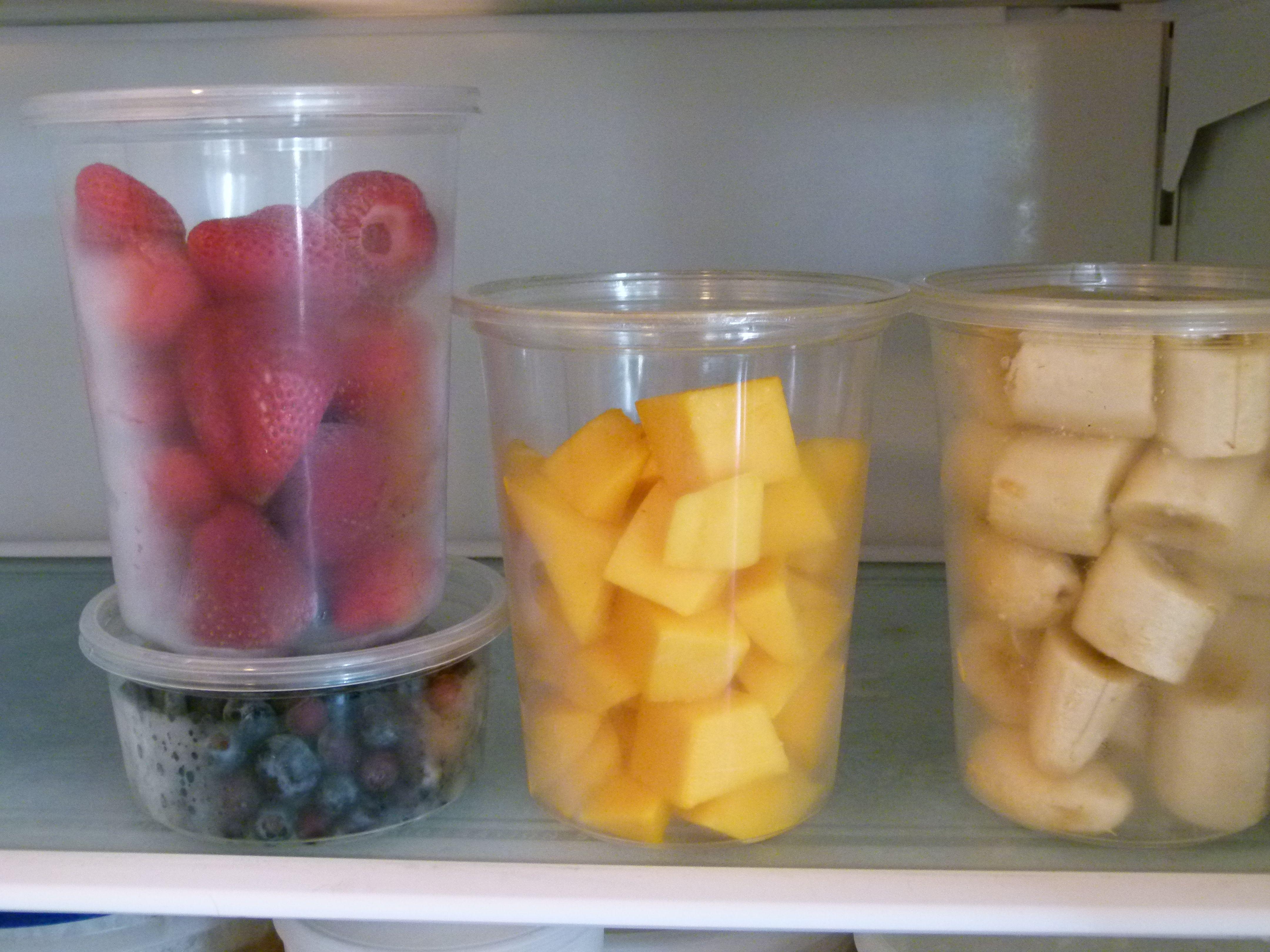 How to freeze fresh fruit pamela salzman recipes