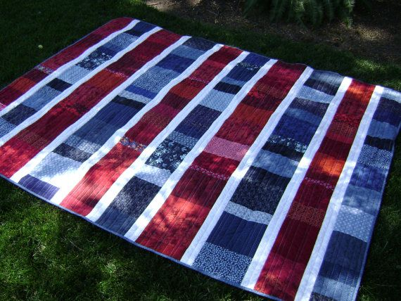 Red Blue Quilt & Red, White & Blue Quilts - A Gallery On Flickr : red and blue quilt - Adamdwight.com