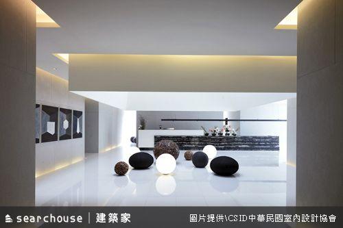 大尺設計 黃惠美 | パブリックスペース, 空間デザイン, 居住