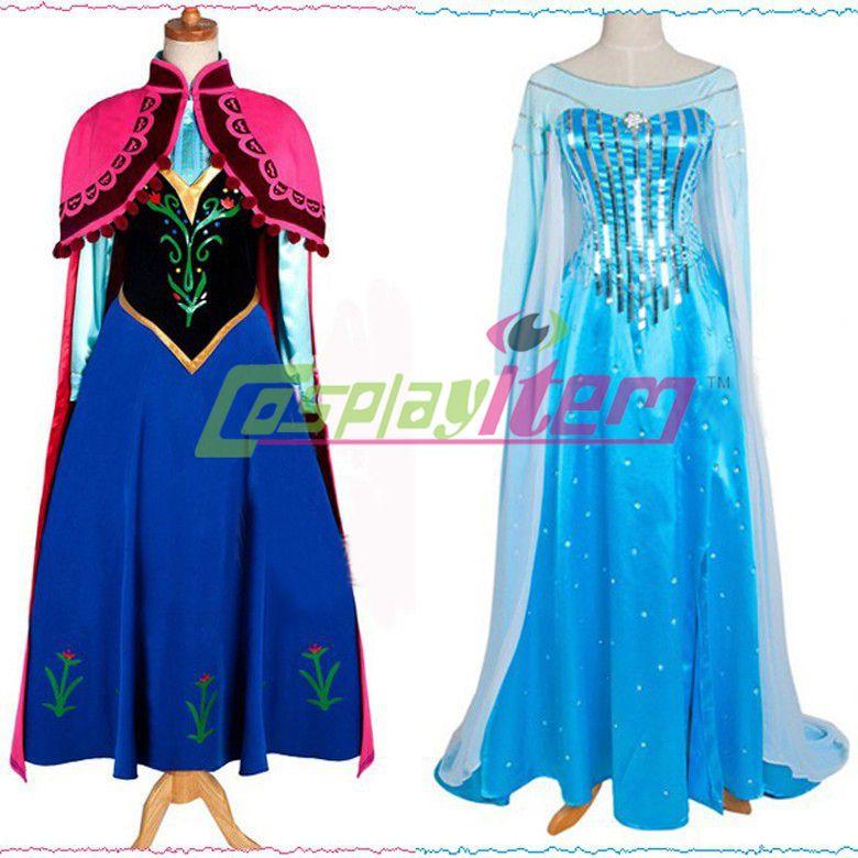 Disney Frozen Elsa Vestido para ni/ñas