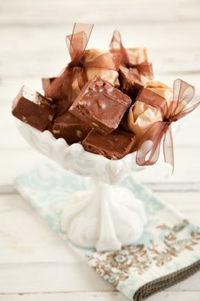Sweet Dreams Chocolate Fudge Candy