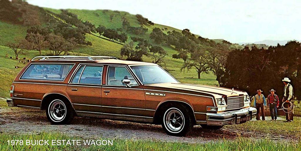 78 Buick Estate Wagon Large Buick Wagon Wagon Buick