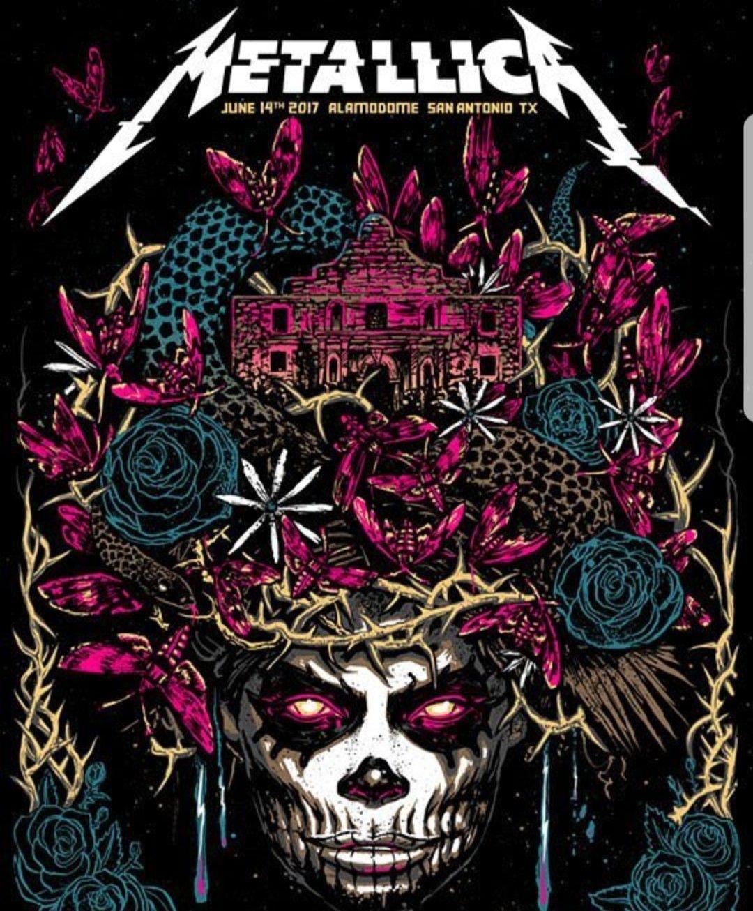 Pin de Karina Cobian🍄 en All about Metallica | Carteles de rock, Bandas de  metal, Bandas de heavy metal