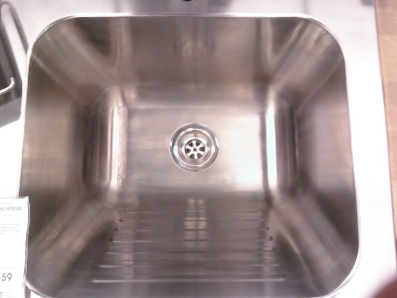 Numerar Sink Is It Really 25 Deep Ikea Fans Stainless Sink