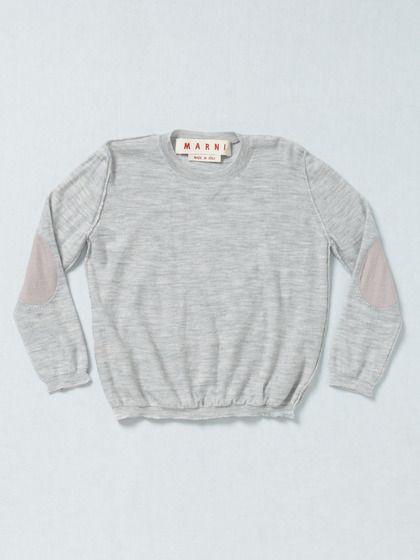 Marni Patch Sweater