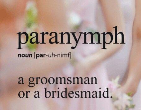 Paranymph
