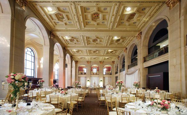 Toronto Wedding Venues One King West