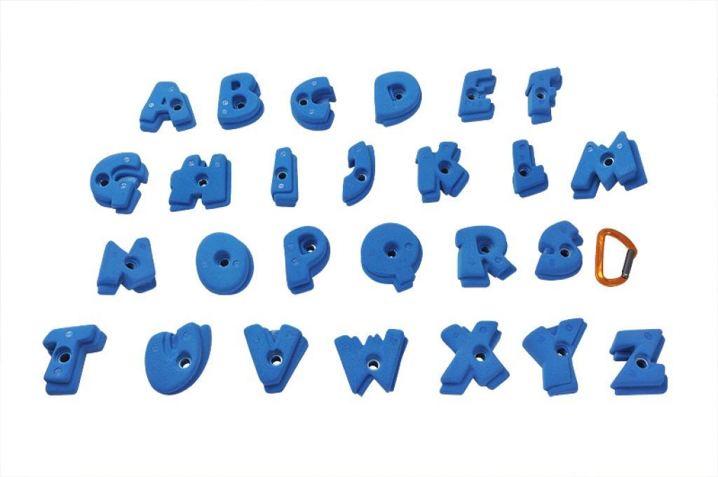 Entre Prises Alphabet - Kiipeily - Kiipeilyseinätarvikkeet - Otteet | Camu