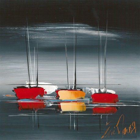 l instant moderne tableaux pinterest peinture bateaux et tableau. Black Bedroom Furniture Sets. Home Design Ideas