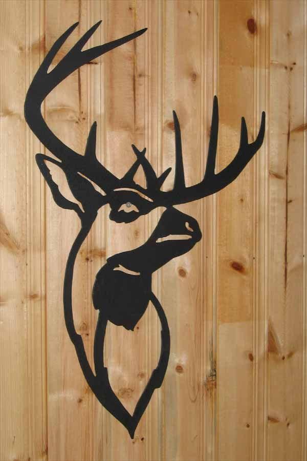 Deer Head, for me pumpkin!