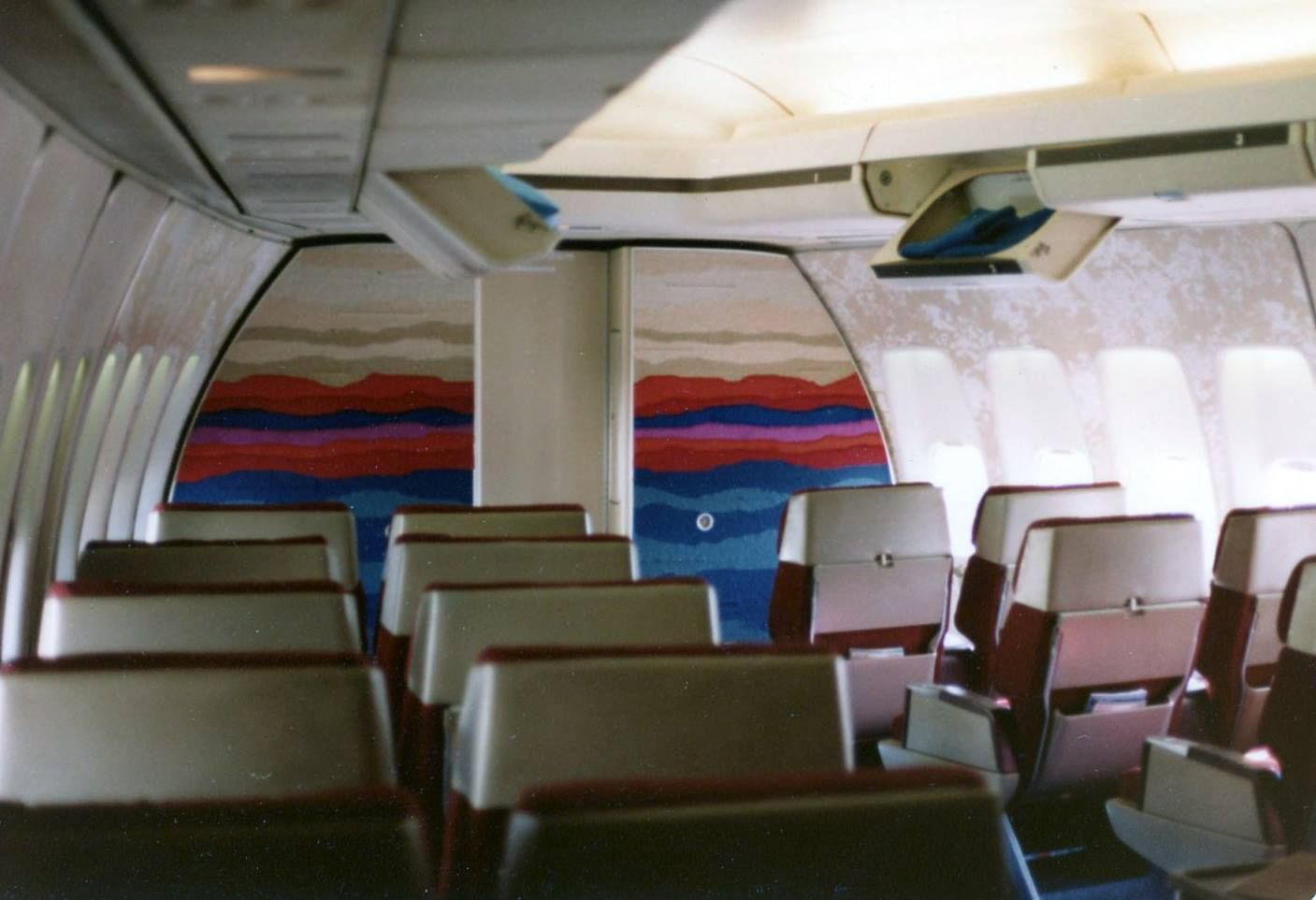 United Airlines 747 200 First Class Vintage Airlines United Airlines Cheapest Airline Tickets