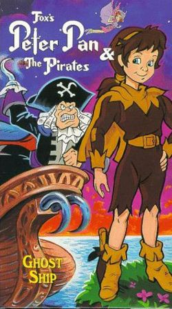 Peter Pan And The Pirates Opening High Quality Intro 90s Cartoon Pirate Movies Cartoon Shows