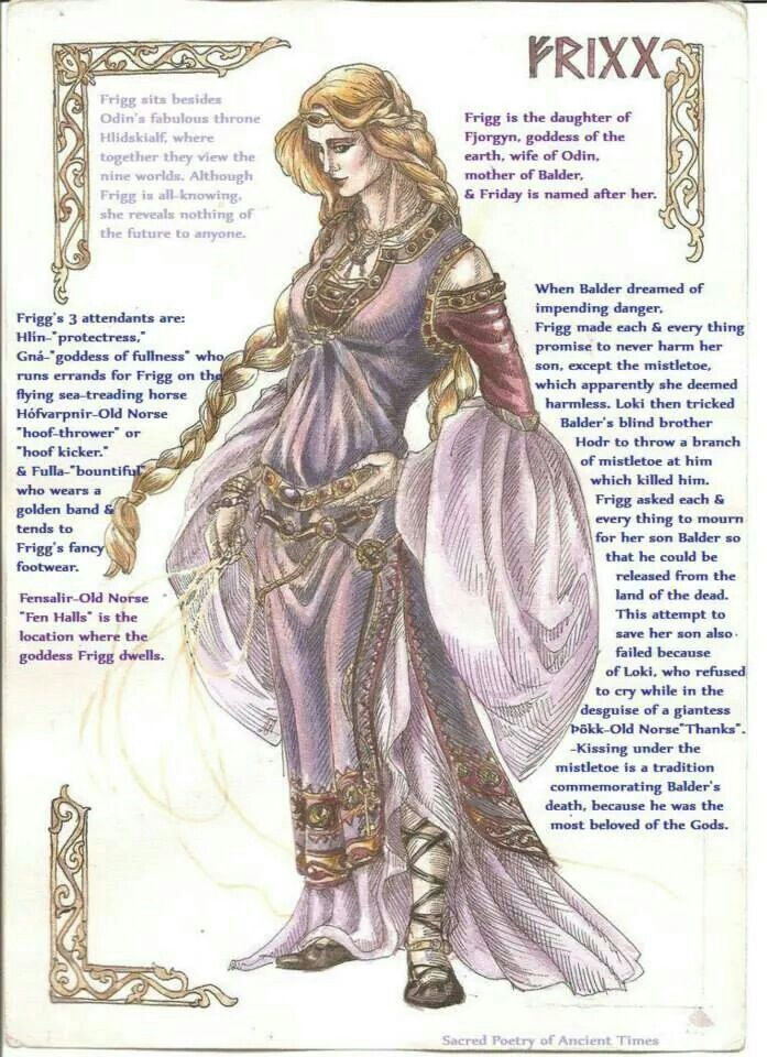 Frigg Frigg Vikinggoddessesfrigg Frigg Frigg Vikingsgoddesses Frigg Helnorsemythologygoogle Vik Norse Mythology Greek Mythological Creatures Norse