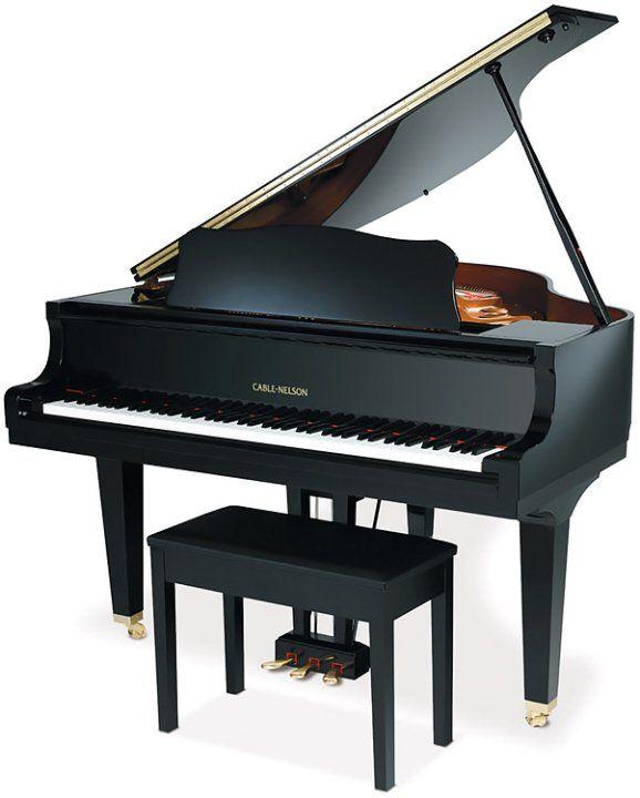 Cable Nelson Grand Piano Mod Cn151pe Piano Grand Piano Baby Grand Pianos