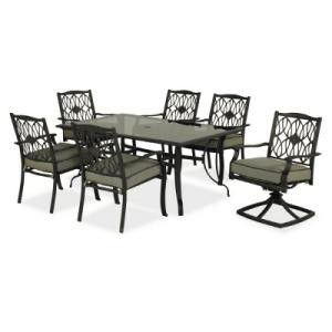 Beau Hampton Bay Melbourne 7 Pc Dining Set Replacement Cushions