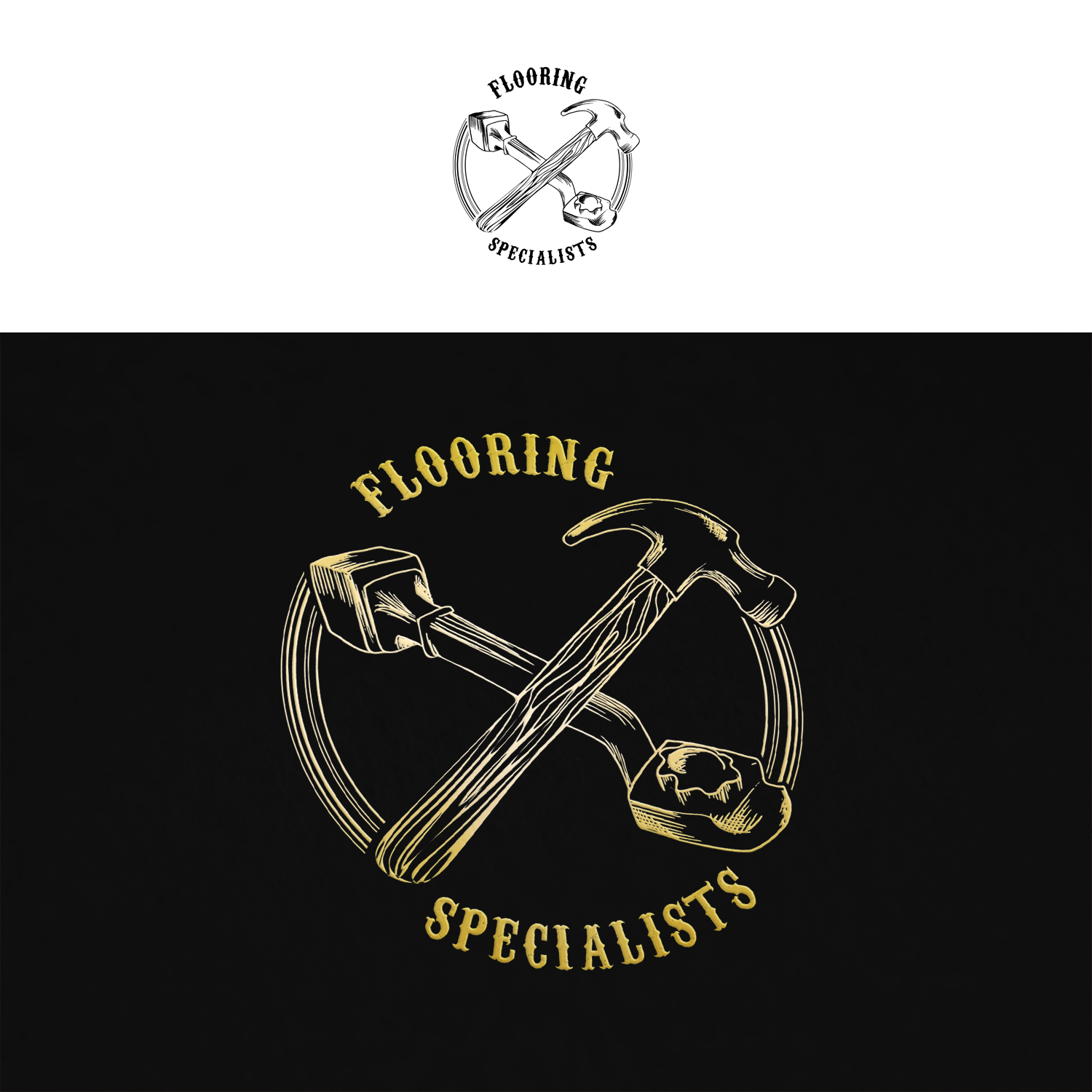 Flooring Logo Design for FLOORING SPECIALISTS by doarnora ...
