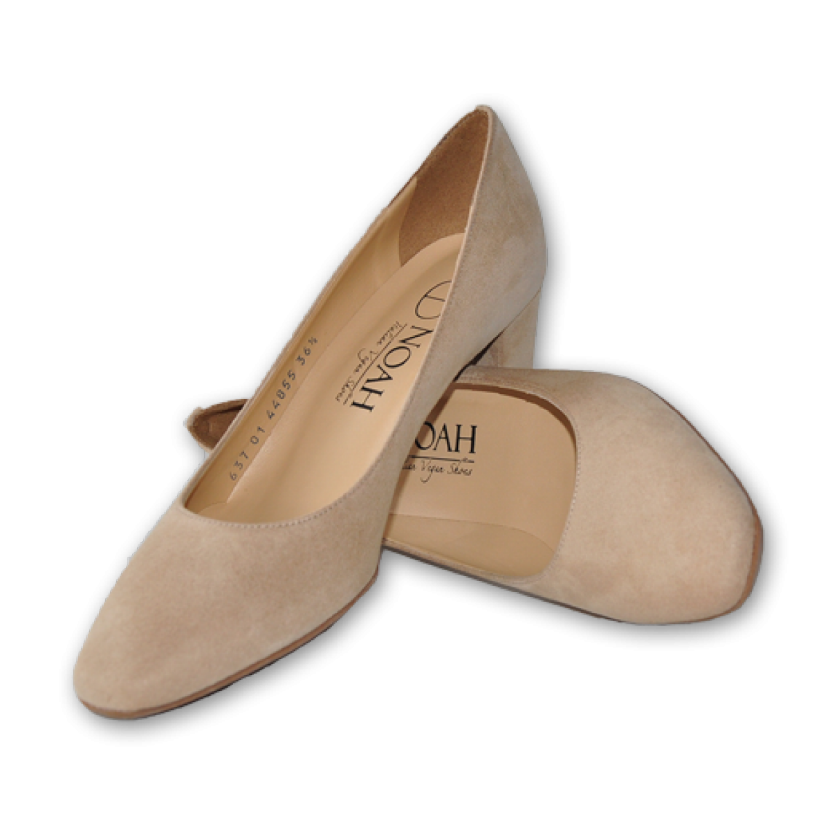 NOAH™️ Italian Vegan Shoes | Simple pumps made from vegan