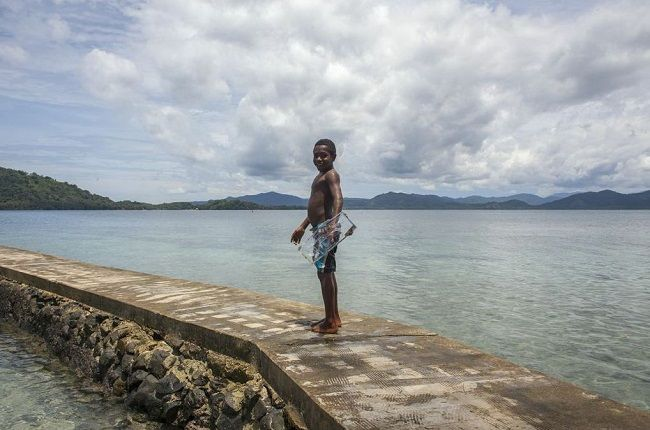 ETB News' Editor Lana recently returned from PNG. Here's here on location report: The Islands of Milne Bay