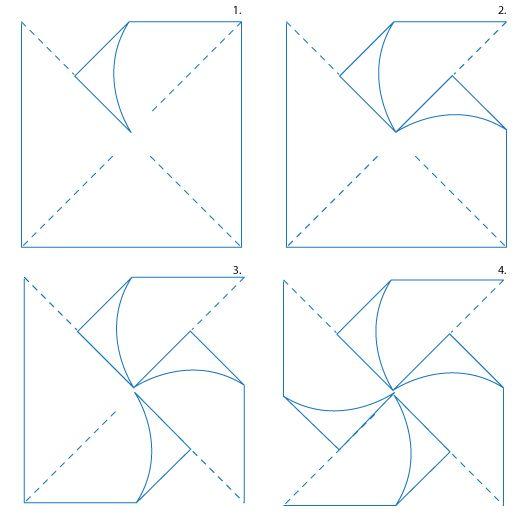 pinwheels patterns templates pinterest union jack blog and