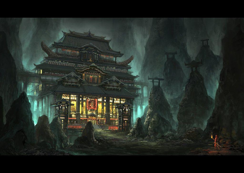 kintaro___demon_s_lair_by_yongs-d6x0ia0.jpg (1024×724)