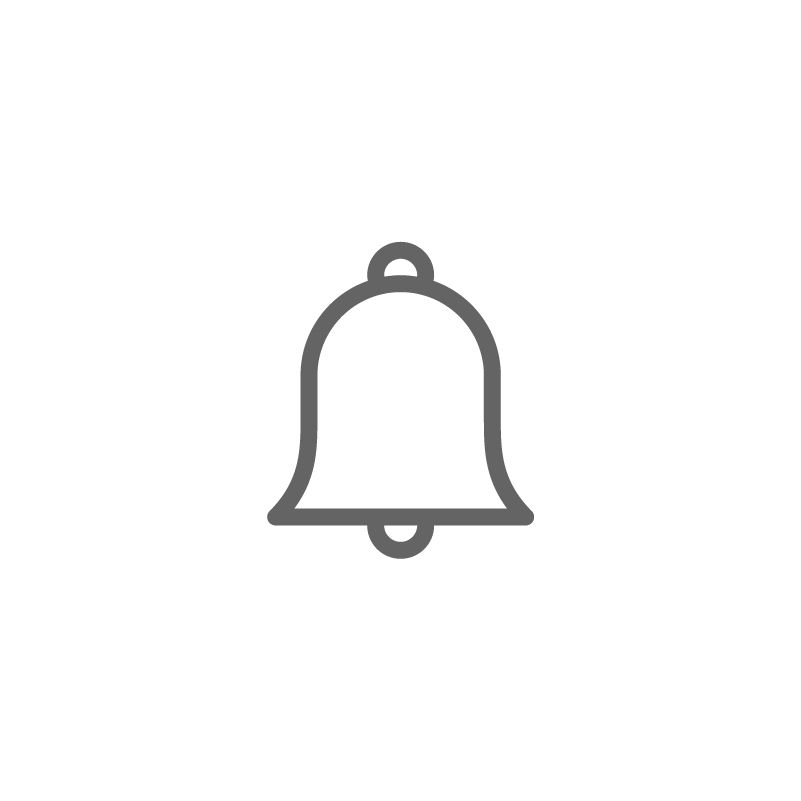 Notification Icon Design Notification Bell Ring Alarm Doorbell Icon Logo Symbol Vector Design Desain Logo Manipulasi Foto Gambar