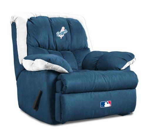 Imperial Los Angeles Dodgers Home Team Recliner